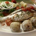 Restaurante Basilico Y Cilantro Foto
