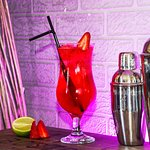 A Lodge Bar Cocktail