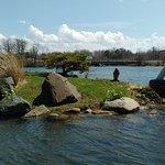 Criss-Crossing the Delaware Hike - Buffalo's Japanese Garden