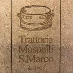 Zdjęcie Trattoria Masuelli San Marco