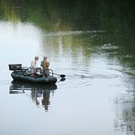 We offer raft fly fishing trips that accomodate 2 anglers and 1 guide