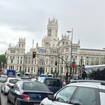 Going around Madrid