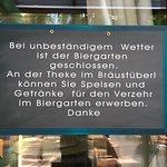 Foto de Braustuberl Weihenstephan