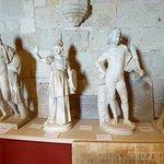 Museo con piezas de cultura romana