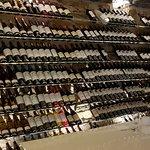 Les vins proposés à la carte