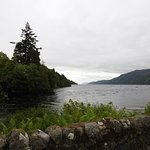 Den mytomspunna sjön Loch Ness