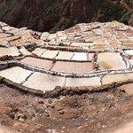 minas de sal en Maras