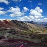 Montaña de colores o Vinincunca