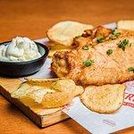 Peixe e Chips