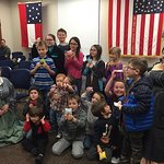 Homeschool day program on textiles