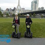 #Boston - the perfect #city for a #Segway #Tour, & the perfect way to spend time with a loved o