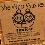 Handcrafted soaps by She Who Washes