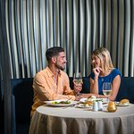 Romantic Dinner at the Blue Moon Restaurant at Ocean Coral & Turquesa