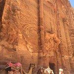 佩特拉世界文化遗产照片