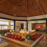 Lobby at Ocean Coral & Turquesa