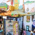 inside - amazing folk art and drift wood art