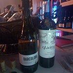 Cata de vinos en restaurante Agua y Sal.