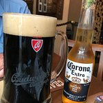 the draft beer is big!