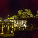 Night view of hotel - Under Uchisar Castle