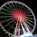 Big Wheel on Place de la Concorde