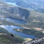 fantastisch beelden vanaf de berg