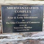 Shermsn Station