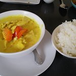 Best yellow curry I've had!