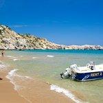 Rent a Boat / Tsampika beach