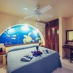 One bedroom condo-bedroom