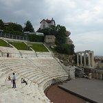 The Roman Theatre, Plovdiv