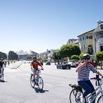 Bike rentals are great group activities for your next event in San Francisco