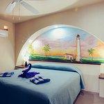 3-bedroom beach front condo - bedroom