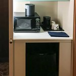 In-room Coffee, Microwave & Mini-fridge