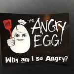 写真The Angry Egg枚