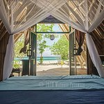 Beachview bamboo bungalow - Interior