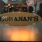 Bohanan's front door