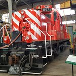 Foto de The Elgin County Railway Museum