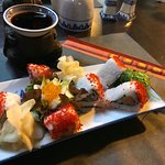 Best sushi ever .......