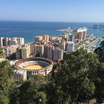 Going around Malaga