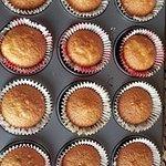 Muffin fatti in casa per la colazione