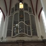 Bach organ (a new instrument)