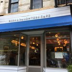Breakfast at russ & daughters