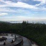 Gunner's view of Boulogne