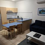 Spacious, quiet, clean, attractive 2-bedroom unit with great location.