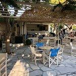 Maragas Beach Naxos ภาพถ่าย
