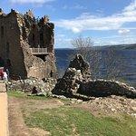 It's an amazing experience walking/climbing through the ruin.