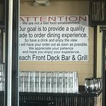 Beach Front Bar and Grill รูปภาพ