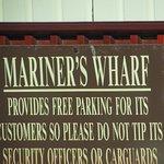 Bild från Mariner's Wharf