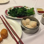 delicious fresh dim sum