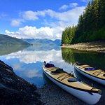 Thomas Bay Sea Kayaking